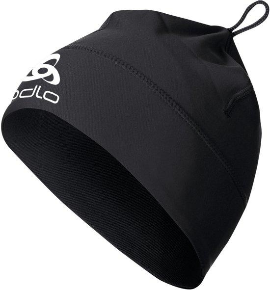 Odlo Hat Polyknit Warm Muts Unisex - Black