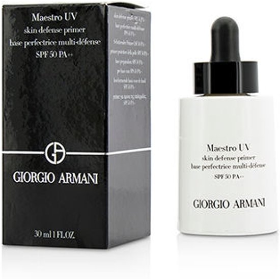 Armani Maestro Uv Skin Defense Primer SPF50 30 ml