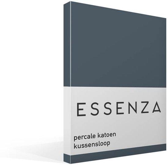 ffdabaed1b6 Essenza Premium - Percale katoen - Kussensloop - 60x70 cm - Stone Blue