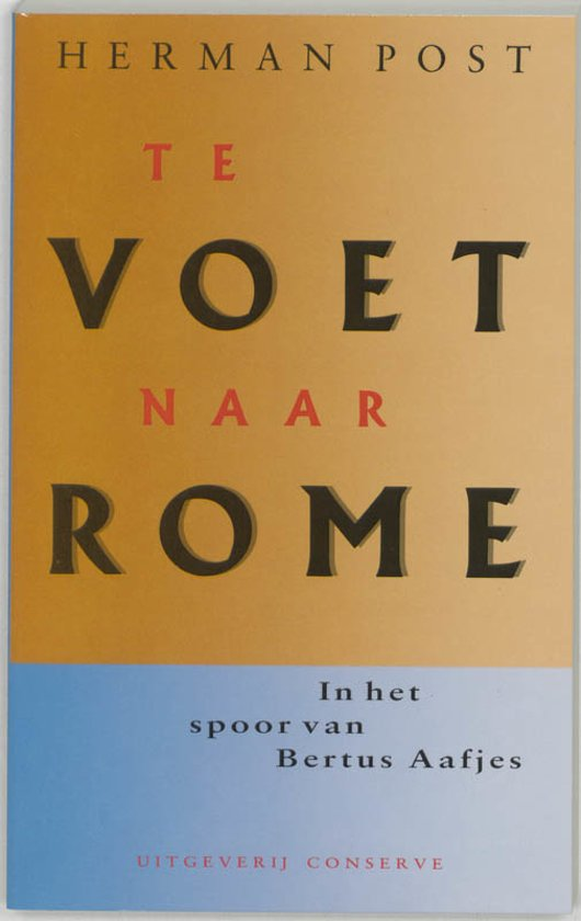 Download Rome Bibliotheek Dl 1 Te Voet Naar Rome H Post Pdf