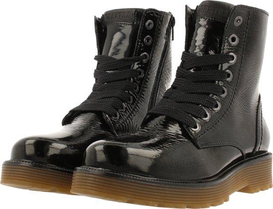 Gaastra Michaela High TMB fur zwart laarzen dames (1941 322801)