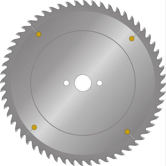 RvS Tools RVS Zaagblad Mfs 250X3,2X30 80T Hm Trespa