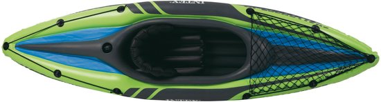 Intex Kayak - Challenger 1 - 1-persoons - Groen