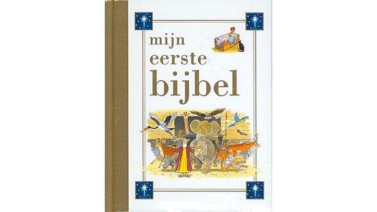 Boek cover Mijn eerste Bijbel van Onbekend (Hardcover)