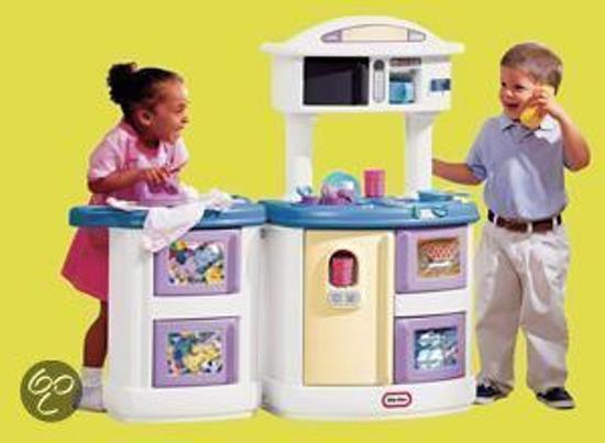 Little Tikes Keuken : Bol.com little tikes 2 in 1 keuken deluxe little tikes speelgoed