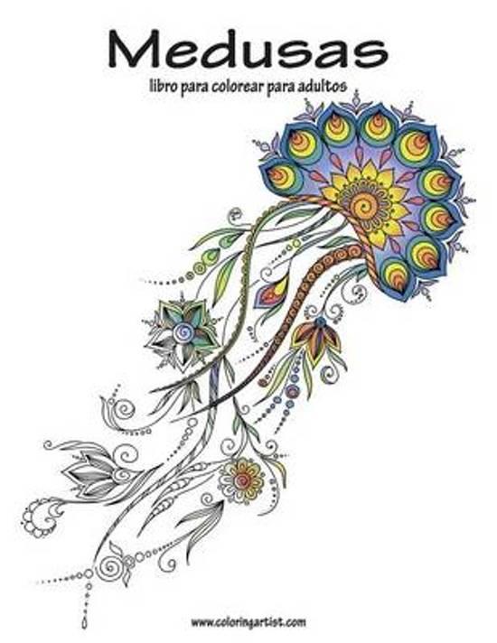 bol.com | Medusas Libro Para Colorear Para Adultos 1, Nick Snels ...