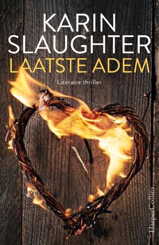 Boek cover Laatste adem van Karin Slaughter (Paperback)