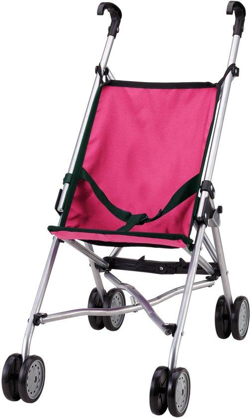Bayer Poppenbuggy - Roze STANDAARD