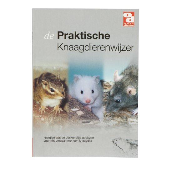 Boek cover Praktische Knaagdierenwijzer - OD Basis boek van Onbekend
