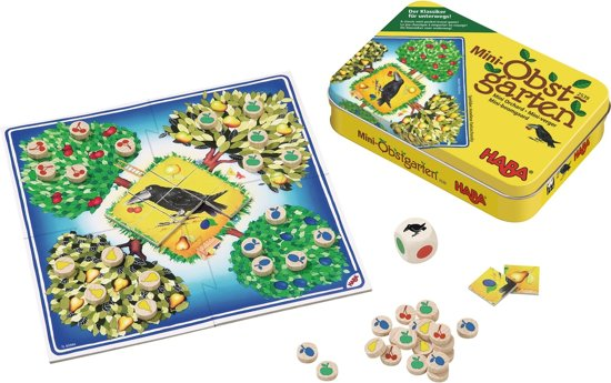 Spel - Mini-boomgaard (Franse verpakking met Nederlandse handleiding)