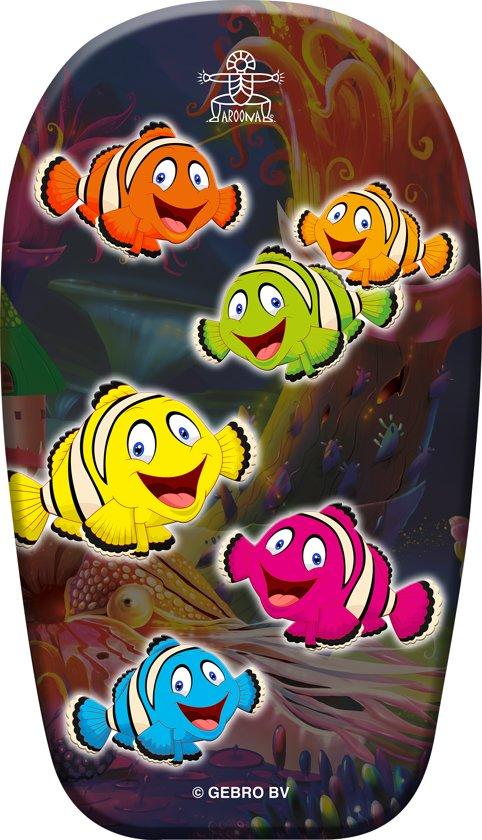 Bodyboard Clown Fish