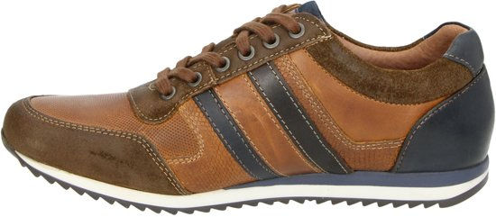 Australian Heren 44 Footwear Cornwall Sneakers Tan LeerMaat MqSpGUzV