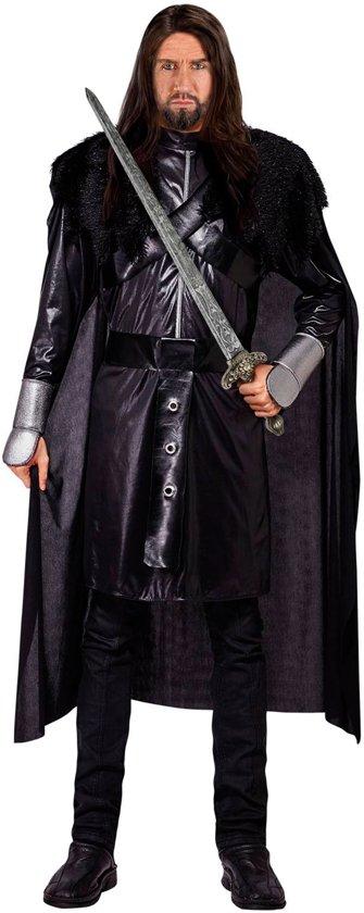 Duistere gothic ridder kostuum voor volwassenen - Volwassenen kostuums