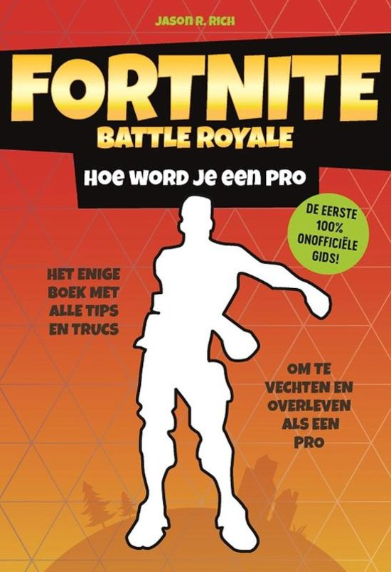 Boek cover Fortnite Battle Royale - Hoe word je een pro van Jason R. Rich (Paperback)