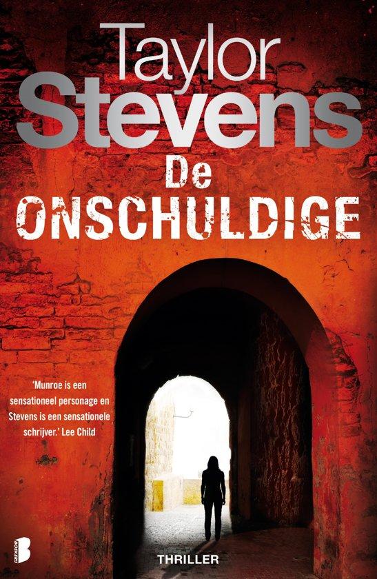 Boek cover De onschuldige van Taylor Stevens (Paperback)