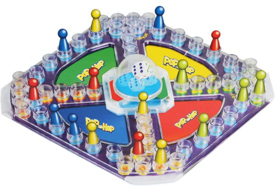 pop and hop - bordspel