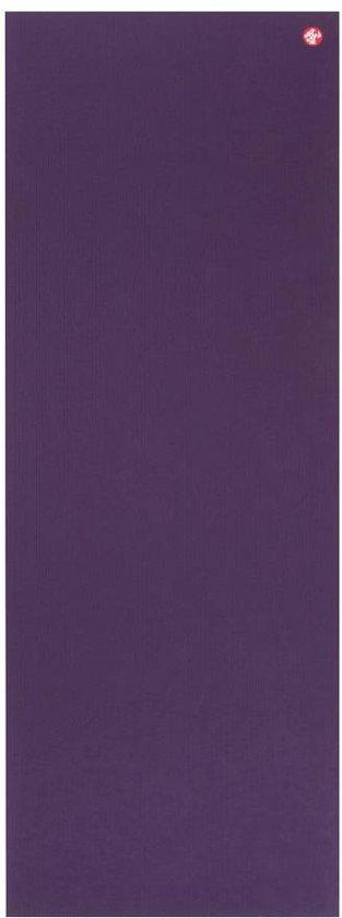 Manduka Black Pro Black Magic - yogamat - 180 cm x 66 cm x 0,6 cm - Paars
