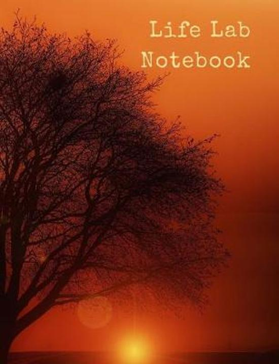 Life Lab Notebook (sunset nature)