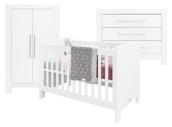 Babykamer Merel Wit.Top Honderd Zoekterm Bopita Commode Cobi White