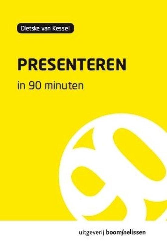 90 Minuten reeks Presenteren in 90 minuten