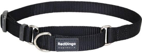 Red Dingo Martingale Correctie Halsband Hond 25mm 41-62cm MC-ZZ-BB-25