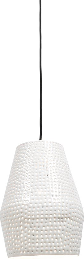 Urban Interiors - Spike - Hanglamp - Ø21cm. - Glossy white