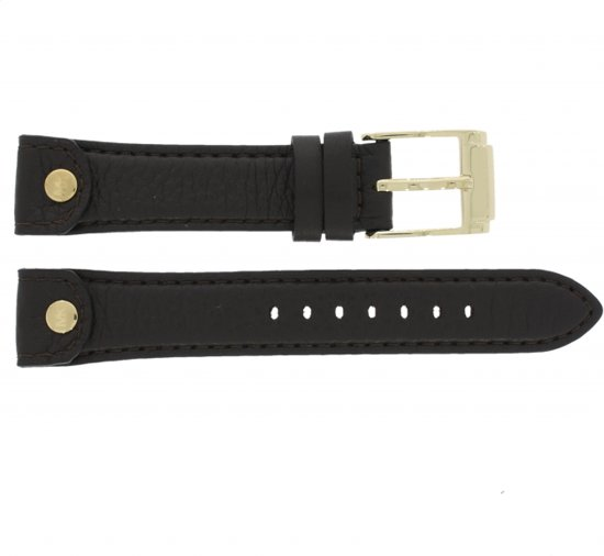 061676d083c bol.com | Michael Kors horlogeband MK-2166 Leder Bruin 18mm