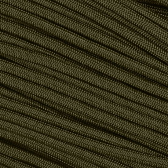 Paracord 550 Army Green - Type 3 - 5 meter - #16