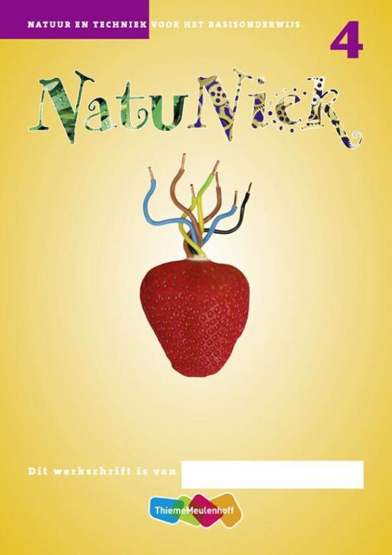 Boek cover Natuur en techniek voor het basisonderwijs Natuniek van Ruud Rouvroye (Paperback)