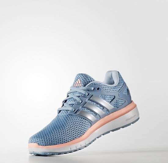 the best attitude a7573 940a3 adidas Energy Cloud WTC - Hardloopschoenen - Dames - 3- - Easy Blue S17