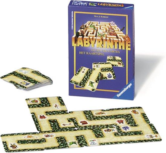 Thumbnail van een extra afbeelding van het spel Labyrinth kaartspel