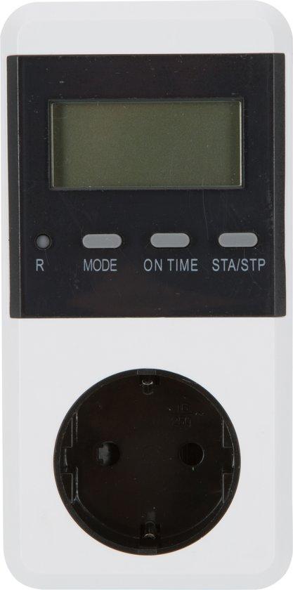 Welp bol.com   Elro stroommeter M12 Plug-in verbruiksmeter - energiemeter XF-48