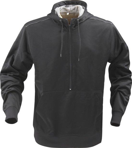 Printer Archery sweater Black / Silver XL