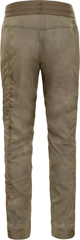 0 Face Taupe The New Pant Aphrodite North Outdoorbroek Green Heather Dames 2 qIZw5ga