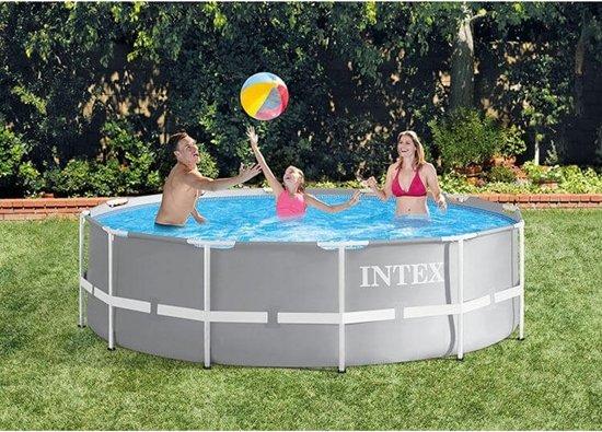 Intex PrismFrame Zwembad 366x99 cm