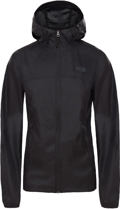 Face Cyclone Jacket Tnf The Jas North Dames Black 5qwc6aS