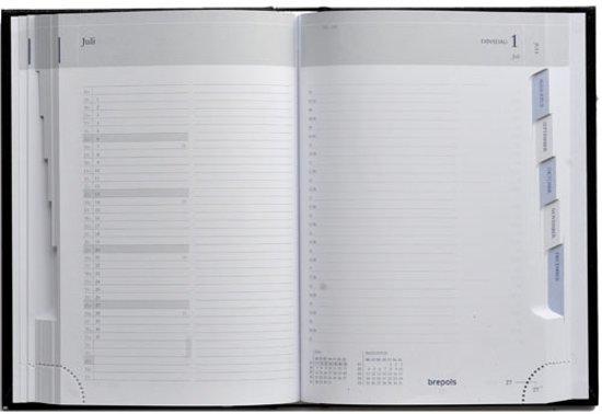 Agenda 2019 Minister 1dag/1pagina gewatteerd zwart