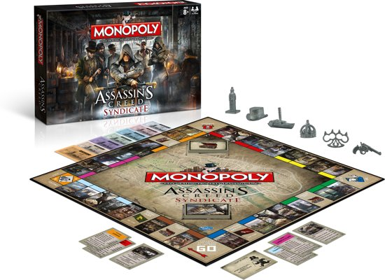 Monopoly Assassins Creed Syndicate
