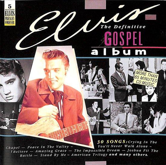 Definitive Gospel Album
