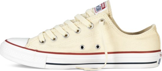 Converse Natural Sneakers Laag All White Star wqaqZrYnxf