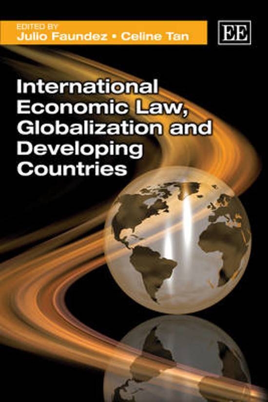 the globalizations impacts to developing countries Globalization's impact on developed countries labor and management by legitimately accepting the participation of workers and government in developing.
