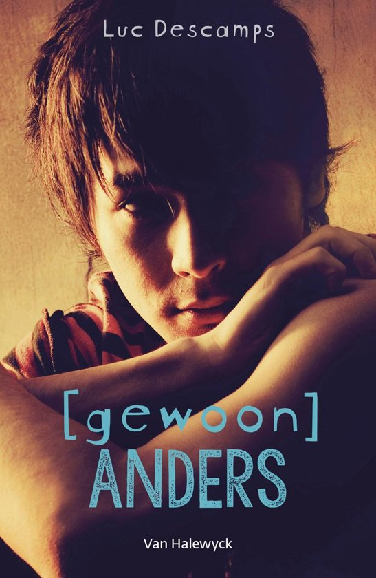 Image result for Gewoon anders - Luc Descamps