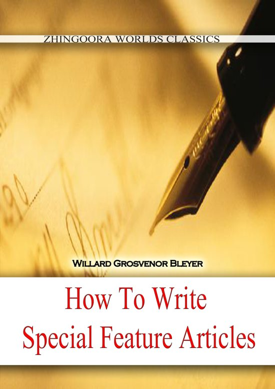 Willard Grosvenor Bleyer