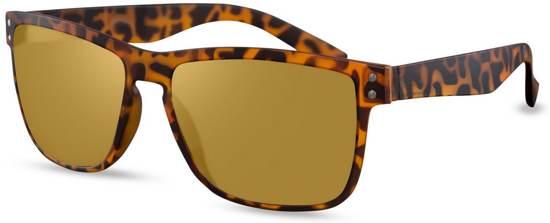 12351e841706ad Cheapass Zonnebrillen - Wayfarer zonnebril - Goedkope zonnebril - Trendy