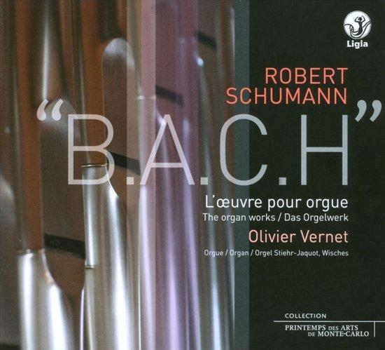 Schumann-Bach - l'Oeuvre Pour orgue