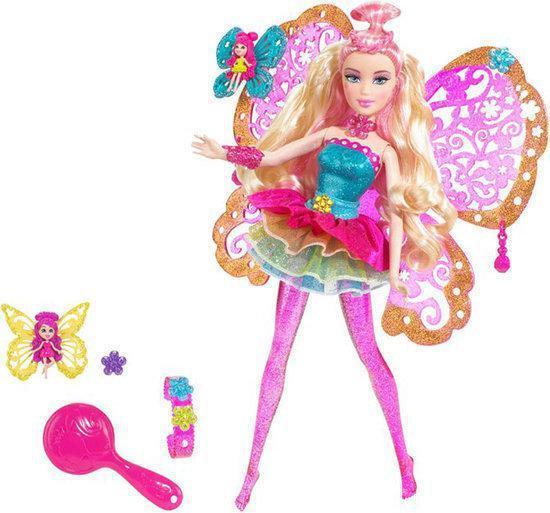 Barbie Fashion Fairy Fairy - Roze