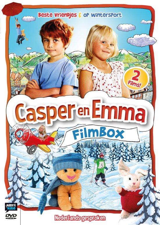 Casper en Emma box (film 1 + 2)