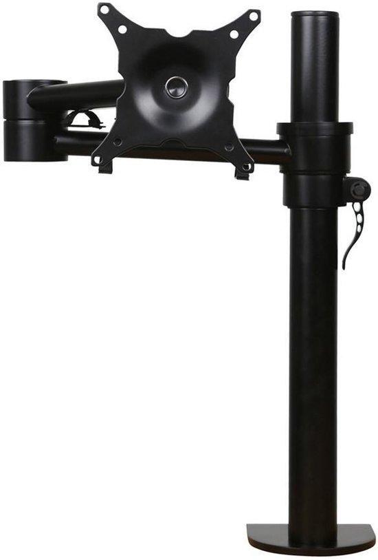 Filex Monitorarm Skylon Enkel [1x 24 inch, 8kg, 75x75/ 100x100 mm, 430x430 mm, Zwart]
