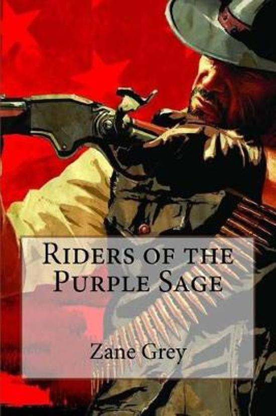 Riders of the Purple Sage Zane Grey