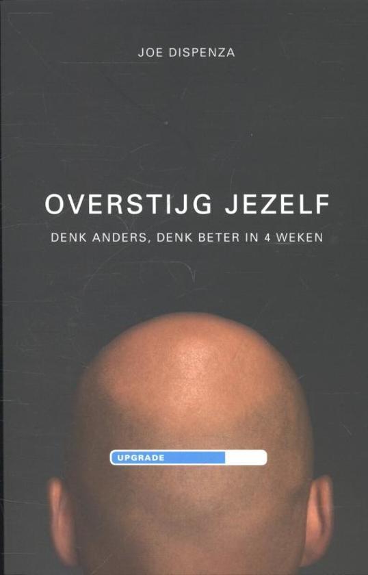 Boek cover Overstijg jezelf van Joe Dispenza (Paperback)